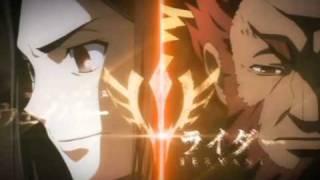 Fate/Zeroトークセッション第4回:ウェイバー・ライダー陣営公式