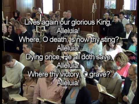 Laurel Springs Baptist Church, Easter Cantata, 04/01/2018
