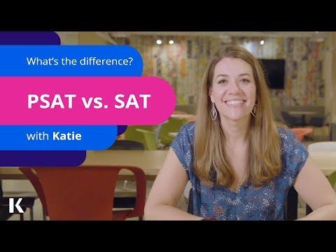 PSAT Prep: PSAT vs SAT   Kaplan SAT & ACT Prep - YouTube