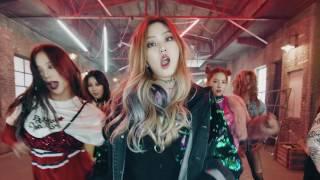 CLC(씨엘씨)   '도깨비(Hobgoblin)' MV (Performance Ver.)