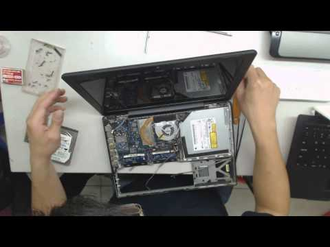 Sửa chữa Macbook A1185