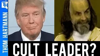 What Happens When the President Acts like a Cult Leader?