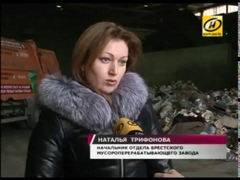 Почему технология раздельного сбора мусора прижилась не во всех регионах Беларуси