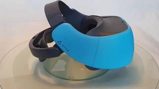 HTC Vive Focus unboxing