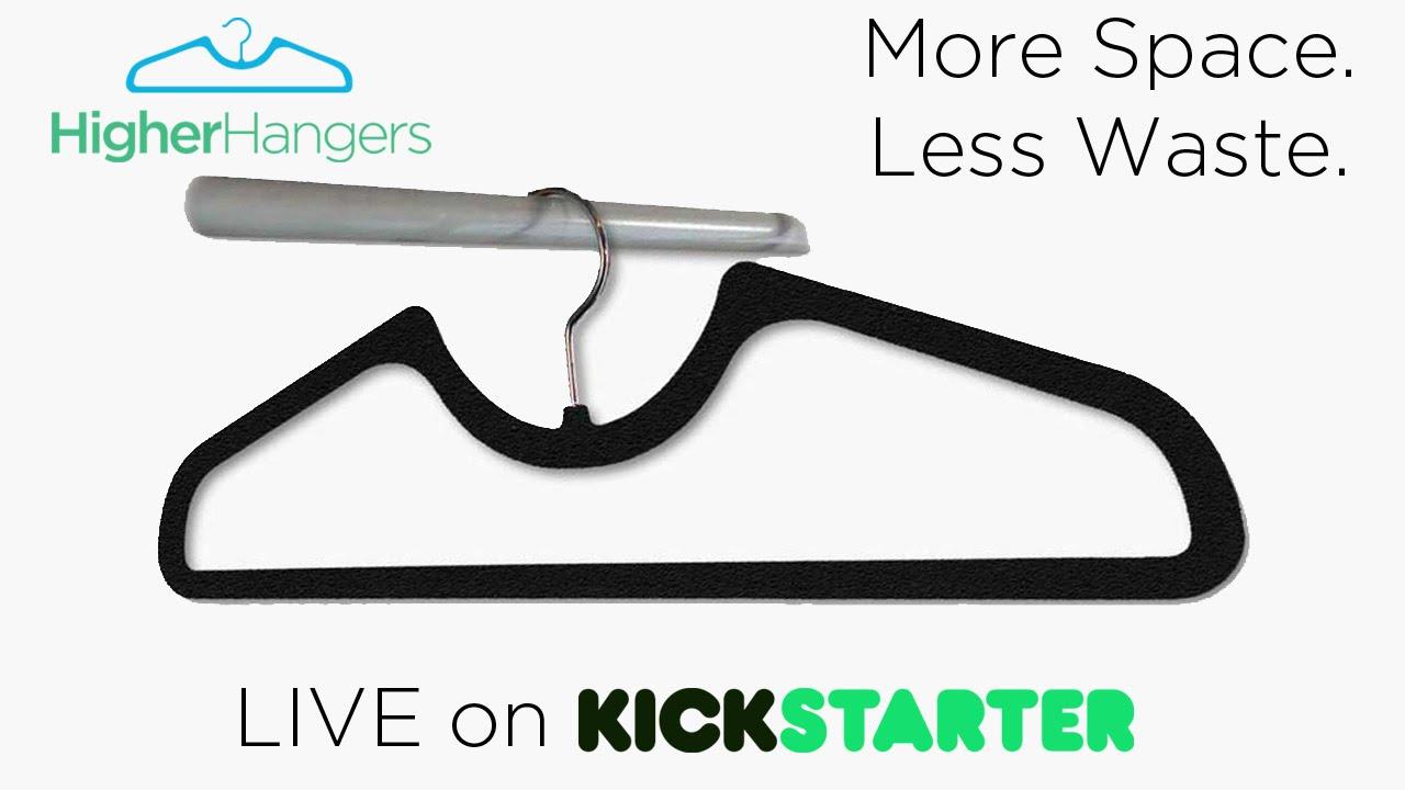 Kickstarter for Higher Hangers