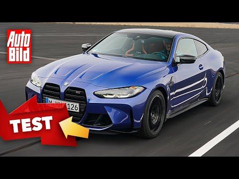 BMW M4 (2021) |Mit dem Power-Coupé auf der Piste |Test mit Alexander Bernt