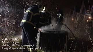 07.03.2019 – Ild i bunker – Lyngby