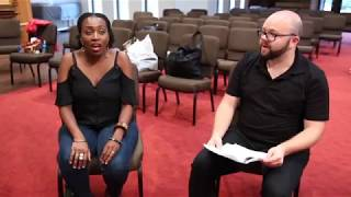 """Cantus & Sweet Honey in the Rock: """"Would You Harbor Me?"""" by Ysaye Barnwell"""