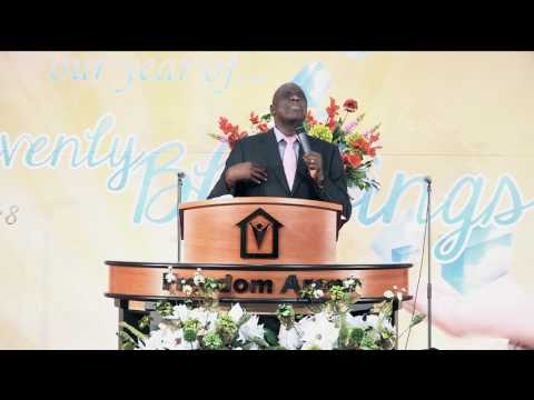 Freedom Arena - Ibukun Asale - PART 1 OF 3  - Pastor Debo Adegoke - Bami See