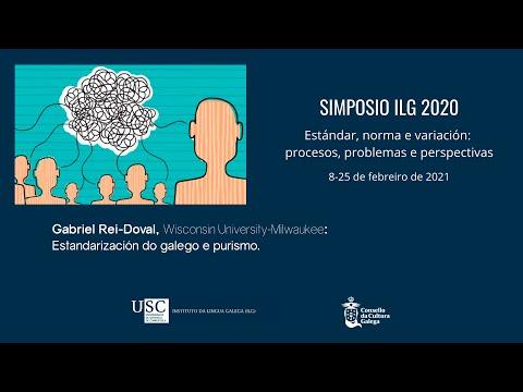 Estandarización do galego e purismo