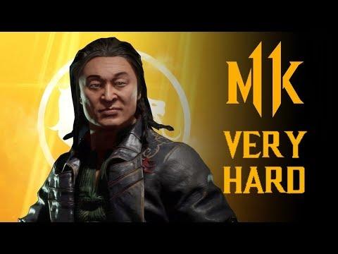 Mortal Kombat 11 - Shang Tsung Klassic Tower (VERY HARD) NO MATCHES LOST