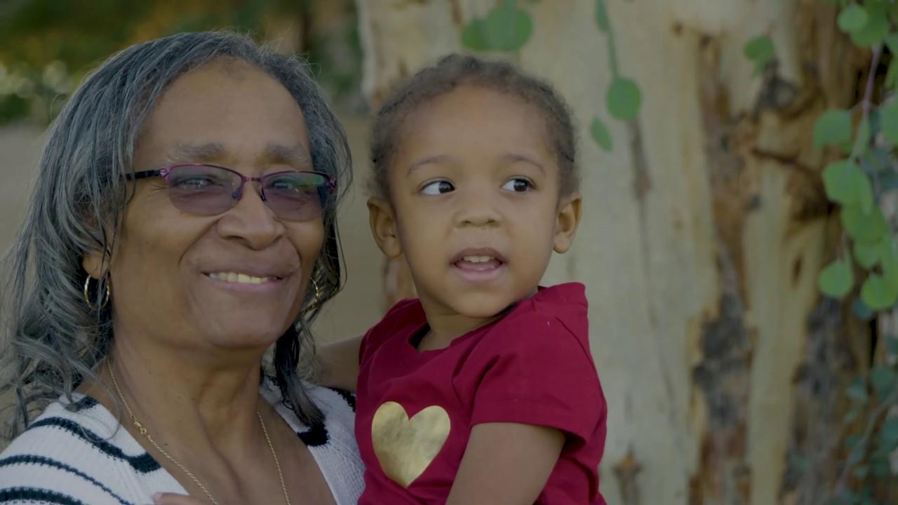 Victoria Gray, 2020 Casey Excellence for Children Kinship Caregiver Award Winner
