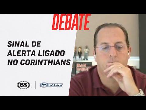 BENJA ESTÁ DESESPERADO! HORA DO CORINTHIANS FAZER AS CONTAS? Veja debate no FOX Sports Rádio