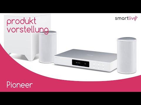 Pioneer Fayola und das neue Multiroom-System FireConnect von Pioneer / Onkyo