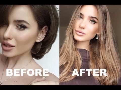 Как Быстро Отрастить Волосы : Уход за Волосами / Салонные Процедуры, Советы, Косметика