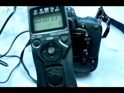 Angry Photographer: Must Own inexpensive deluxe remote for your Nikon DSLR!