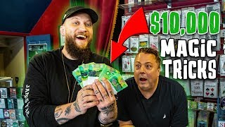 Spending $10,000 in a Magic Shop!!
