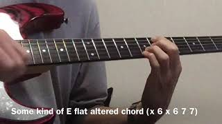 Learning How To Play La Di Da By The Internet On Guitar