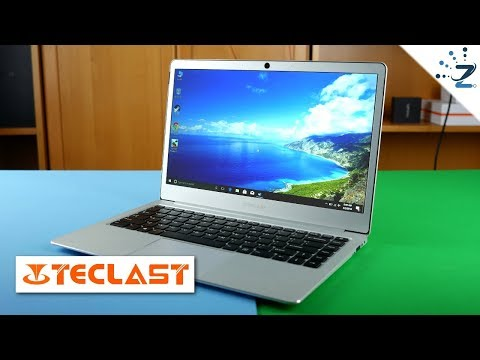 Teclast F7 Laptop Review! $300USD, 💻 Objectively the Best