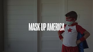 Mask Up America | Come On America | Robert DeNiro