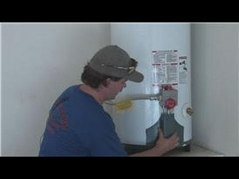 Hot Water Heaters : How to Troubleshoot the Pilot in a Hot Water Heater