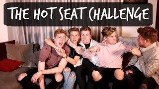 THE HOT SEAT CHALLENGE!