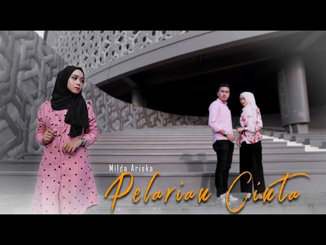 Milda Ariska - Pelarian Cinta (Official Music Video)