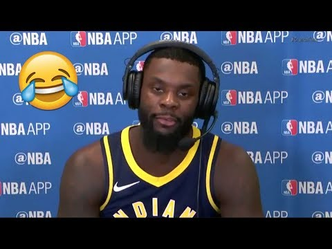 NBA Funny Interviews 2018