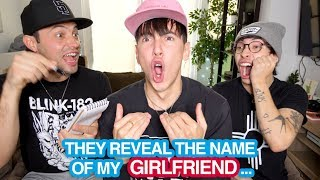 BROTHER VS. BEST FRIEND - WHO KNOWS ME BETTER!! (GIRLFRIEND REVEAL)