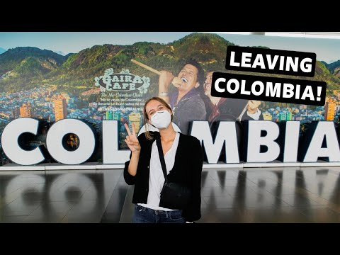 Traveling from COLOMBIA TO USA | US Travel Vlog