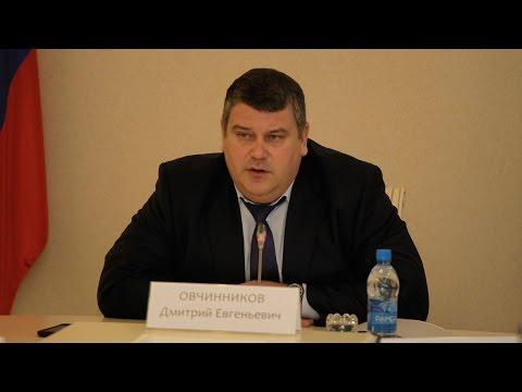 """Дмитрий Овчинников возглавил попечительский совет БК """"Самара"""""""