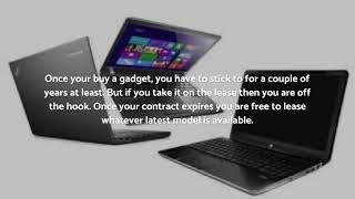 Why to Rent Laptops in Dubai?