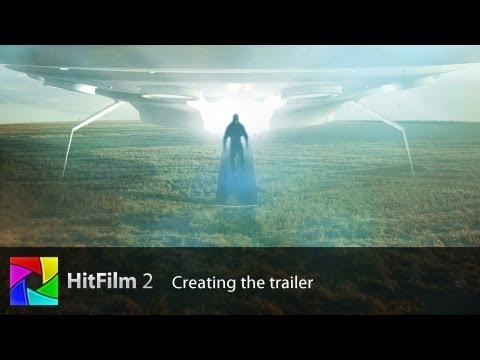 HitFilm 2 Express Key EUROPE - 1