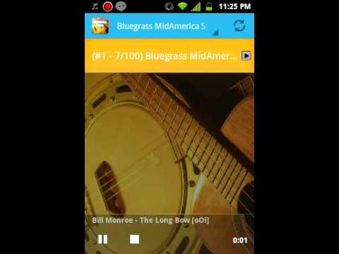 Video of Bluegrass Country Music Radio