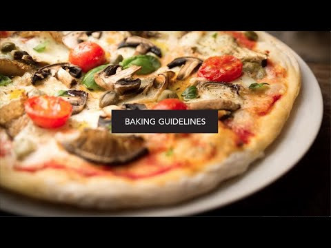 PizzaMaster Training Video 6 - Baking Guidelines