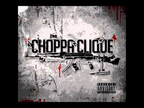 Choppa Clique - 08.Outside The Box