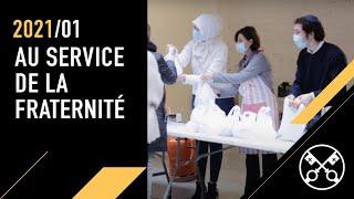 La Vidéo du Pape : Au service de la fraternité