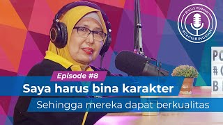 #BINUSPodcast Episode 8 -Lisa Ratriana Chairiyati, DRA., M.SI : Saya harus membina karakter..