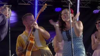 Summertime Swing 2018 - The Jive Aces feat. Gina Haley - \