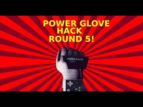 Wireless Power Glove Live Hack! The Longest Series To Date :D