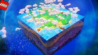 НОВЫЙ МИР ИЗ ЛЕГО | LEGO Worlds