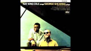 Nat King Cole With The George Shearing Quintet & String Choir - Lost April (Capitol Records 1961)