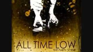 The Girl's A Straight Up Hustler - All Time Low Karaoke