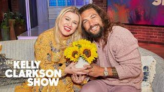 Jason Momoa Fangirls Over Meeting Barbra Streisand In Real Life
