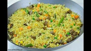 Nigerian Fried Rice Recipe – Chef Lola's Kitchen