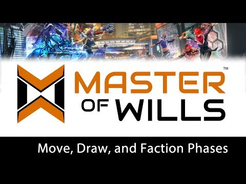 Move, Draw, and Faction Phases