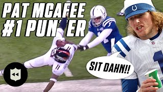 Pat McAfee: The Perfect Combination of Funny and Dominant!