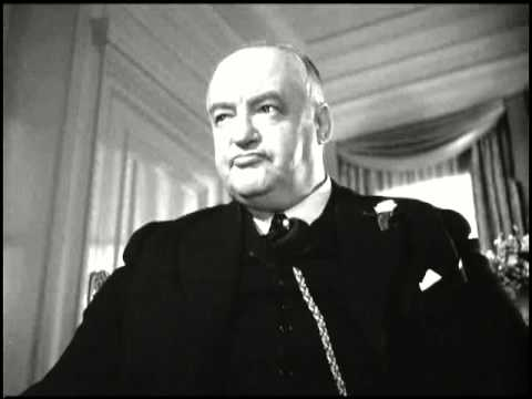 The Maltese Falcon (1941) - Humphrey Bogart - Sidney Greenstreet - Fat Man