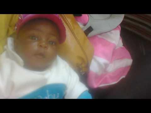 FUN WITH FAFI - Ruvarashe Macheyo Baby Photos