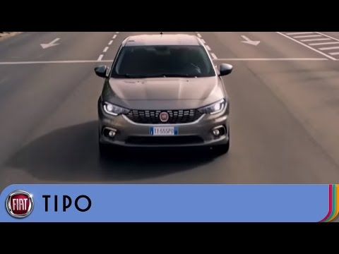 New Fiat Tipo Commercial